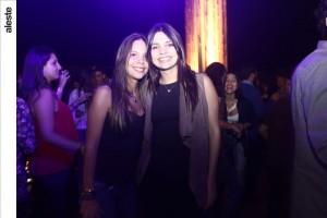 Nicole Arias Schreiber y Camila Uranga