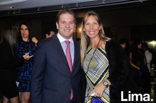 Rocco Solimano y Paola Pinedo