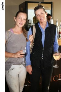 Svenja Eichler y Heidi Kublbeck