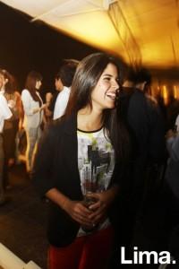 Tamara Michilot en cumpleaños de Mica Payet y Stefano Arts, Cala Restobar.