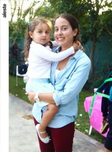 Jiemna Martins y Lara Pesaque