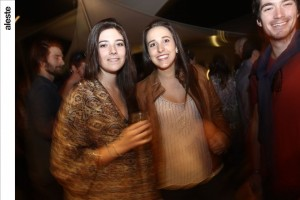 Micaela Elías y Daniela Benzaquen