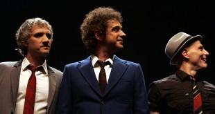 Charly Alberti, Gustavo Cerati, Zeta Bosio