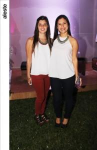 Alessandra Alzamora y Denisse Verand