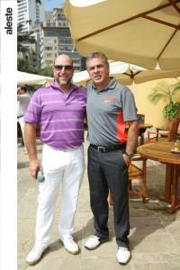 Antonio Castro y Carlos Sanitz