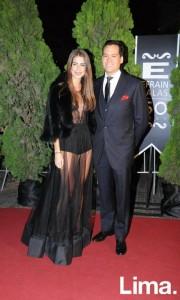Camila Parej y Gonzalo Li