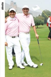 Carlos Gamarra y Armando Ugarte