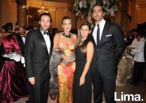 Christian Fuchs, Beatrice Ciabatti, Chiara Nicollini y Sergio Fernández