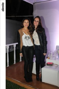 Daniella Guiulfo y Cristina Rodríguez