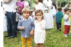 Rafael Blanco y Emilia Jiménez