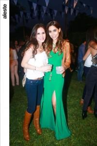 Alexandra Posso y Gabriela Ibárcena