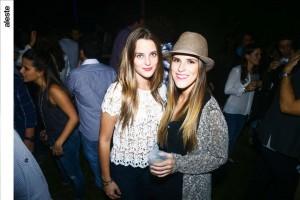 Francesca Hemmerde y Alejandra Ponce