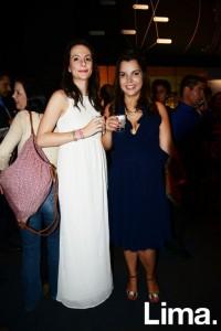 Inés Diaz y Thania Muller