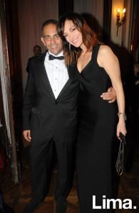 Jack Abugattas y Viviane Fiedler