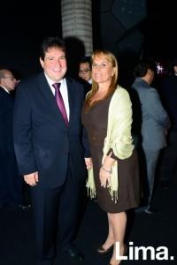 Juan Carlos Zurek y Jesica de Zurek