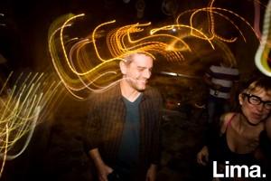 Fabrizio Aguilar en Veggie Sessions, Miraflores.