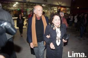 Fernando de Szyszlo y Liliana Yabar