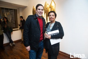 Enrique Mesa y Ana Maria Villanueva
