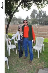 Margarita Rizo Patrón y Javier Cobilich