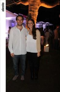 Martín Bustamante y Daniela Picardo