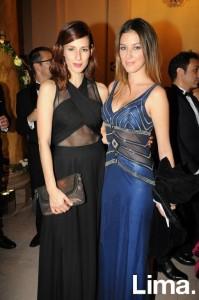 Micaela Gálve y Carmen Rivera-Schreiber
