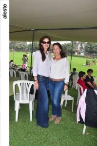Natalia Ugarte y Maria Elena Montes