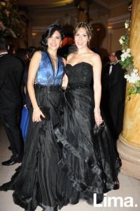 Paula de la Jar y Claudia Jiménez