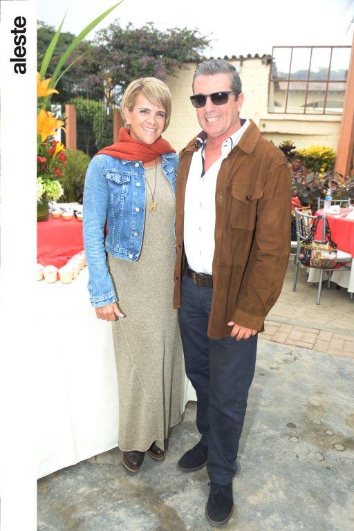 Anita Balducci y Jose Miguel Crovetto