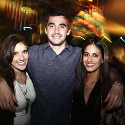 Antonella Branches, Alejandro pons y Belén Bravo de Rueda