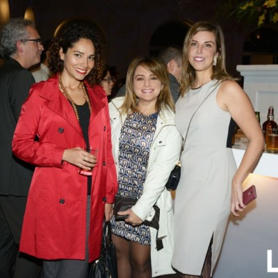 Cecilia Lozada, Claudia Origgi y Maria Luisa Muñoz