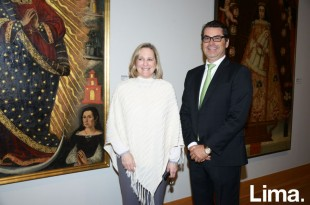 Diana Alvarez-Calderón y Petrus Fernandini-