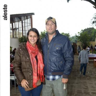Fátima Valderrama y Alonso Fernández