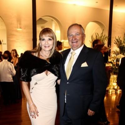 Gina Scamarone y Daniel Ratti