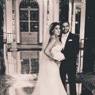 Alan Cooper y Stephanie Cedrón