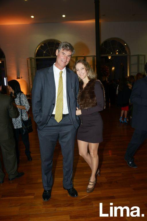 Julian Diez y Alexandra Diez.