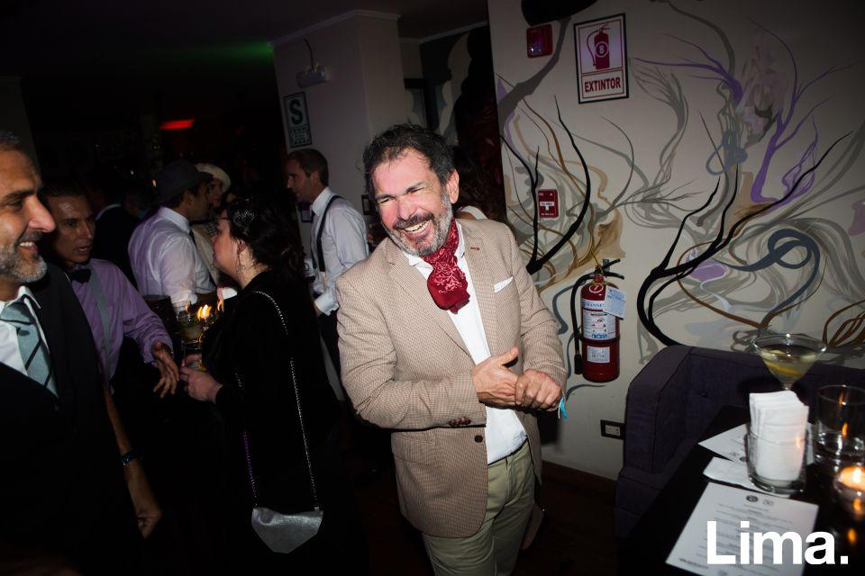Jordi Puig en Speakeasy, Bar clandestino.