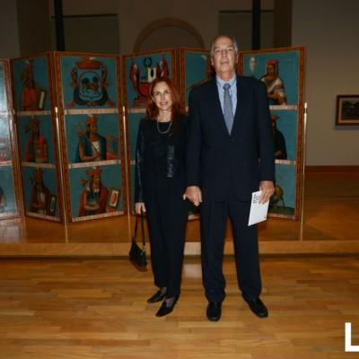 Malvina Arrarte y Teodoro Harsem