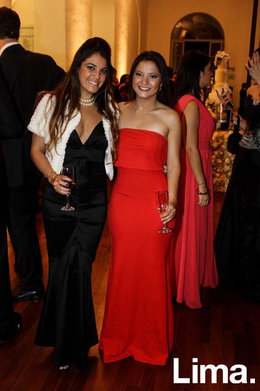 Marisol Cisneros y Natalia Soler