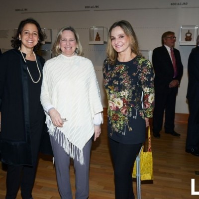 Natalia Majluf, Diana Alvarez-Calderón y Susana de la Puente