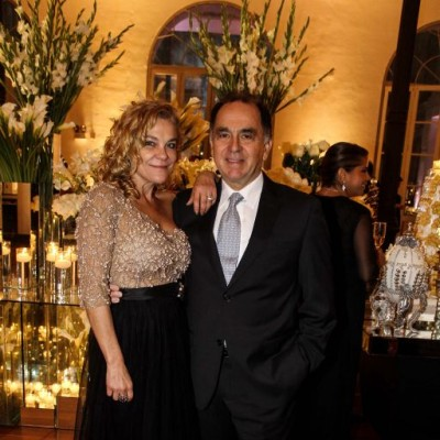 Susana Puig y Augusto Rey