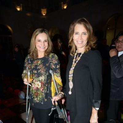 Susana de la Puente y Marcela Ganoza