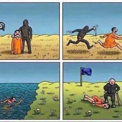 La vida de un refugiado sirio. Sakirk Hader, Scoopnest.