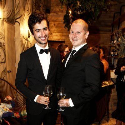 Alvaro Castro y Juanfran Melgar