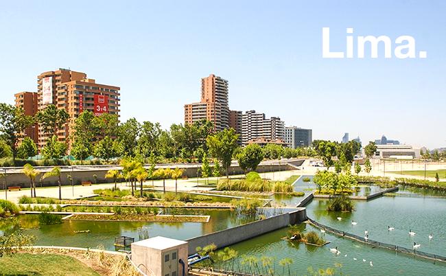 1. Vitacura, Santiago de Chile.  Metro cuadrado: $ 3.430.  Este barrio ha crecido rápidamente gracias a sus exclusivas tiendas y restaurantes.