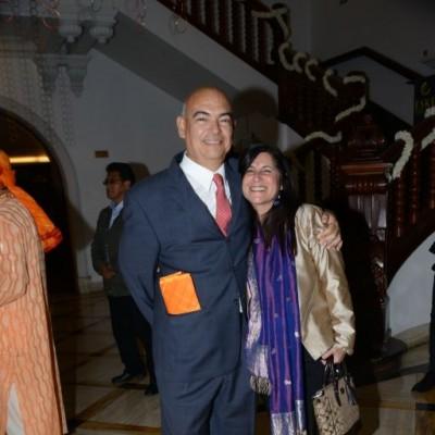 Alberto Pasco y Delia Ackerman.