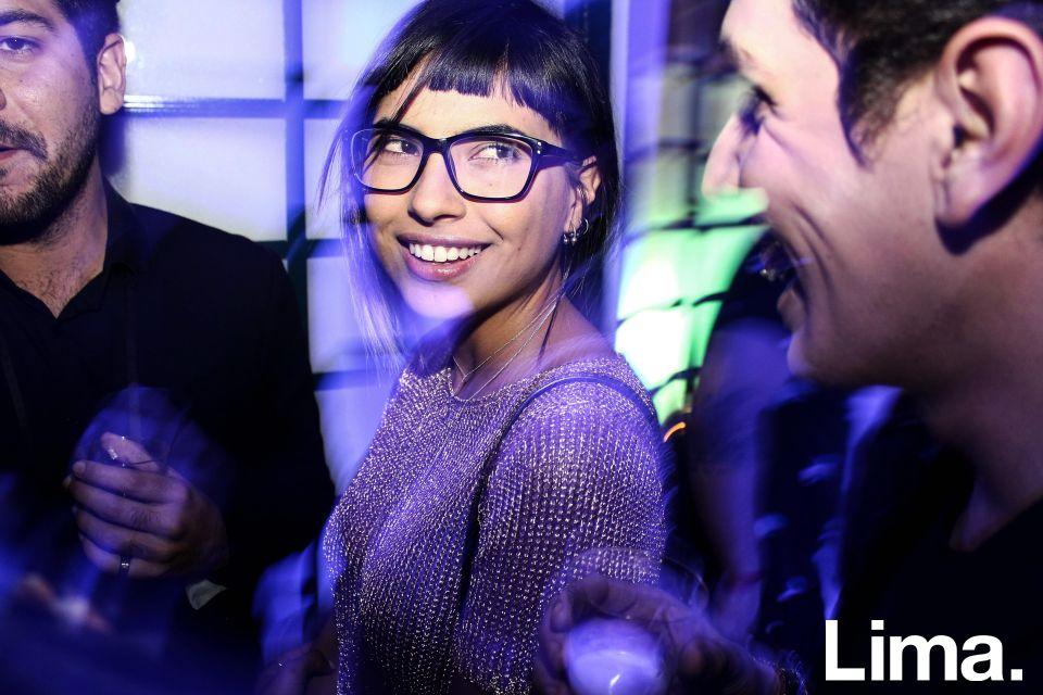Alessandra Mazzini en Cóctel de Bloggers BTH