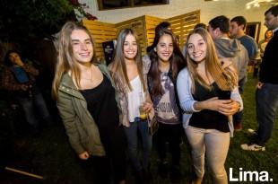 Alexandra Ganiza ,Paula Levaggi, Paloma Salazar y Mónica Cavero