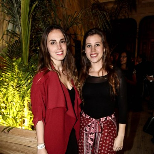 Andrea Ulloa y Brenda Middlebrook