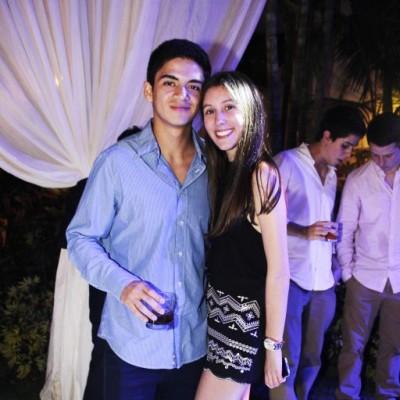 Ariana Torre-Calderón y Juan Pedro Illescas
