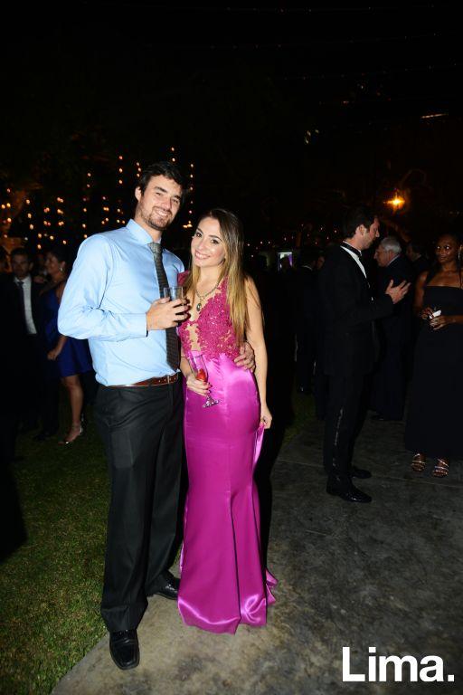Buno Borda y Ximena Masías